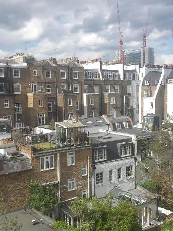 View from third floor picture of park grand london for 13 14 craven terrace lancaster gate london