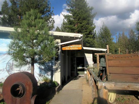 Lake Tahoe Historical Society Museum