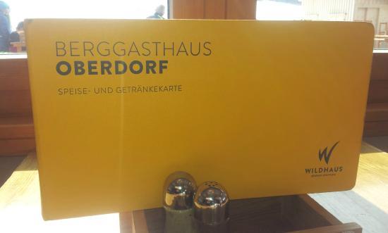 Berggasthaus Oberdorf