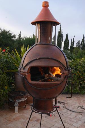 Villa Dar Mogador: Barbecue