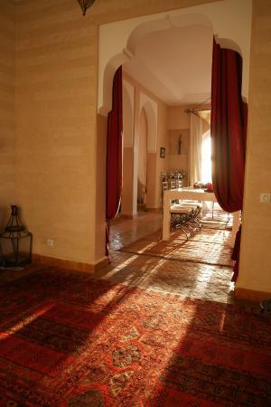 Villa Dar Mogador : Entrée