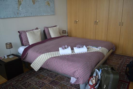 Antonius Bed and Breakfast: Bedroom #1