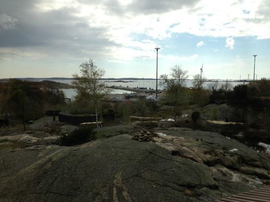 Arken Hotel & Art Garden Spa : Utsikt