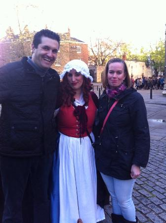 The Bloody Tour of York: With Mad Alice