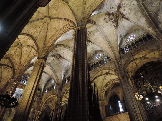 El Gotic - Picture of Gothic Quarter (Barri Gotic), Barcelona - TripAdvisor