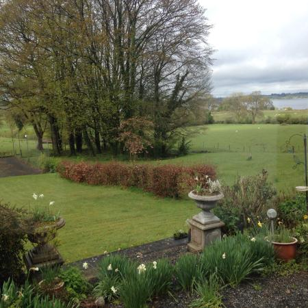 Lough Owel Lodge: Incredible views