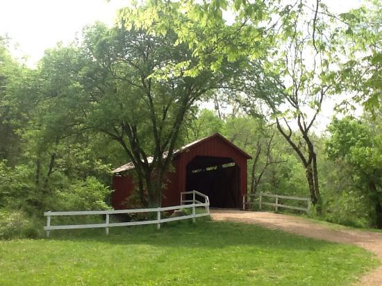 ‪Sandy Creek Covered Bridge State Historic Site‬