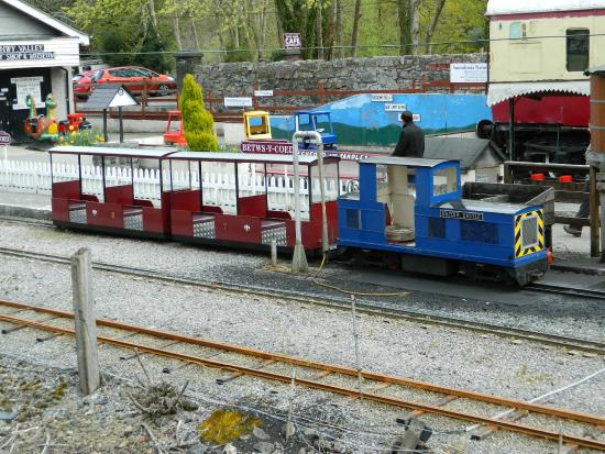 Conwy Valley Railway Museum & Model Shop : Kids trips