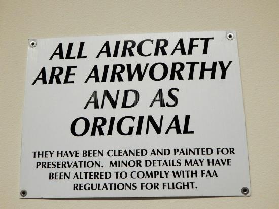 Yanks Air Museum: Just Amazing