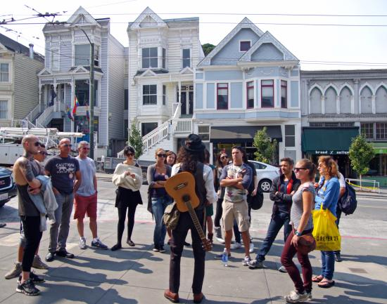San Francisco, CA: Castro tour