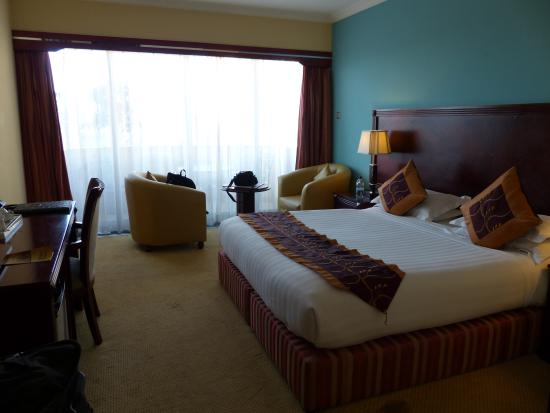 Hotel Intercontinental-Addis: Room No. 514