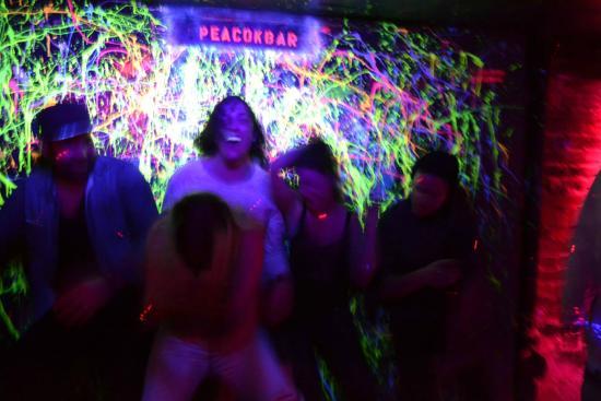 Peacok Bar