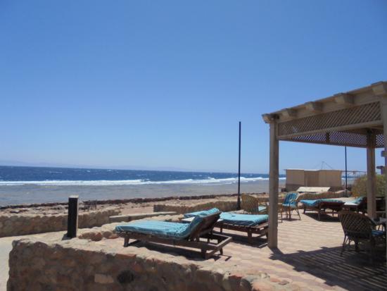 Dyarna Hotel: Sea view