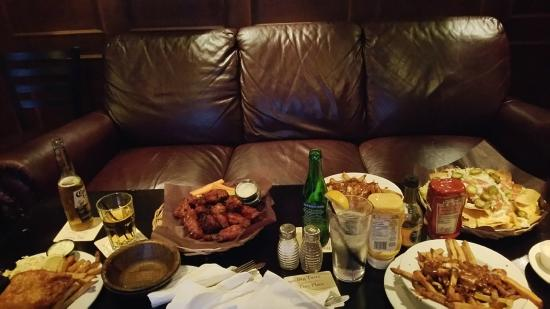 Rose & Crown : The Feast!