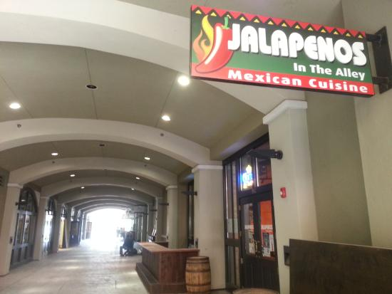 Jalapenos In The Alley Montgomery Restaurant Reviews Phone