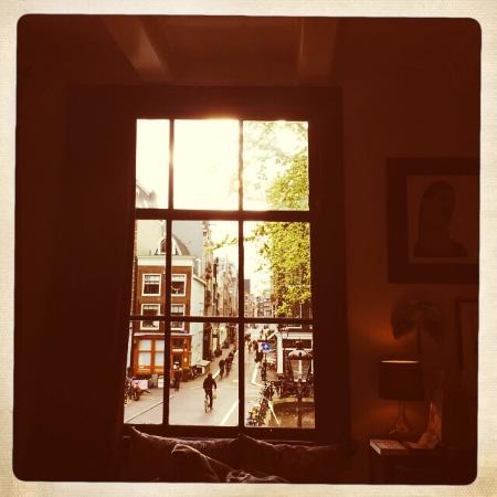 Maison Rika: View from first floor room