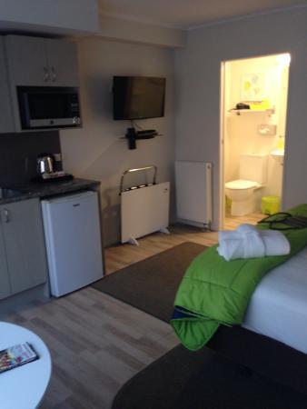 RotoVegas Motel of Rotorua: Room