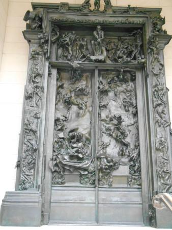 Rodin Museum Fancy Front Door & Fancy Front Door - Picture of Rodin Museum Philadelphia - TripAdvisor pezcame.com