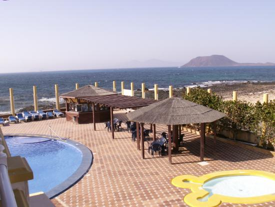 Caleta Del Mar: Pool area