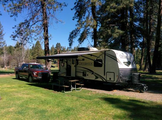 Cold Springs Resort and RV Park: Site 12