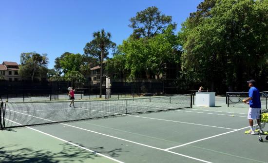 Van Der Meer Tennis Center