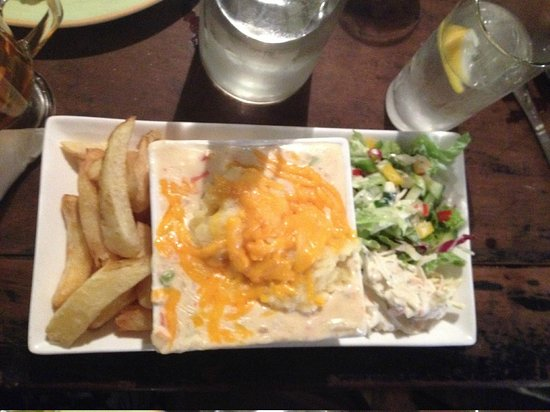 The Gingerman: Seafood Pie