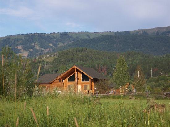 Rockin' M Ranch: Loft Cabin
