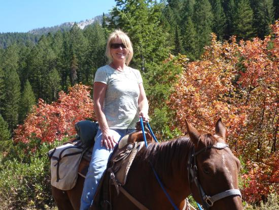 Rockin' M Ranch: Fall Colors