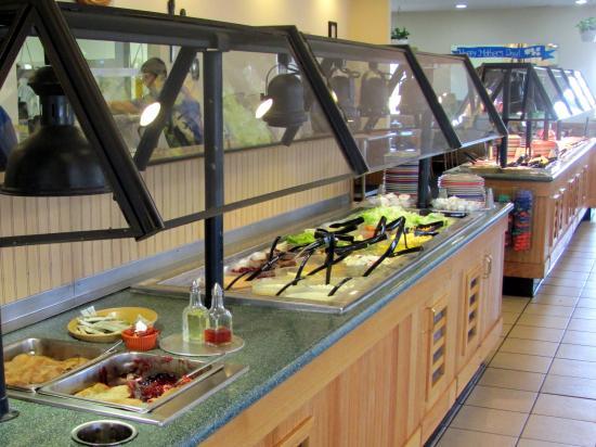 โบว์ลิงกรีน, มิสซูรี่: Food Bar.......a