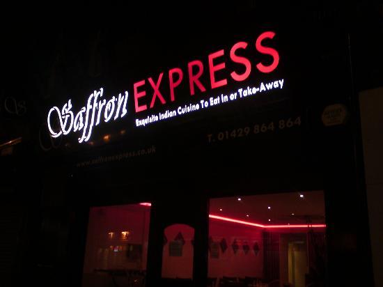 Saffron Express