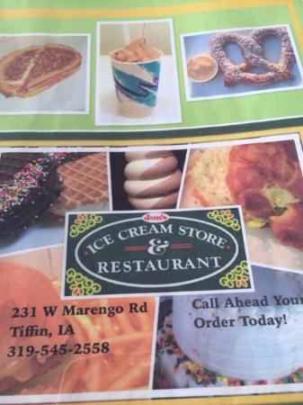 Jon's Ice Cream Store and Restaurant