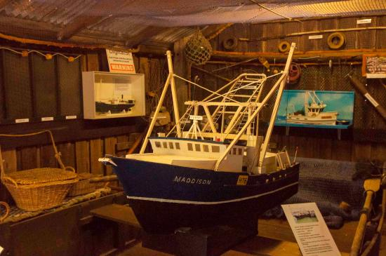 Hervey Bay Historical Village & Museum: Maritime display