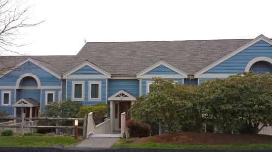 The Villages at Ocean Edge Resort & Golf Club: The Villa