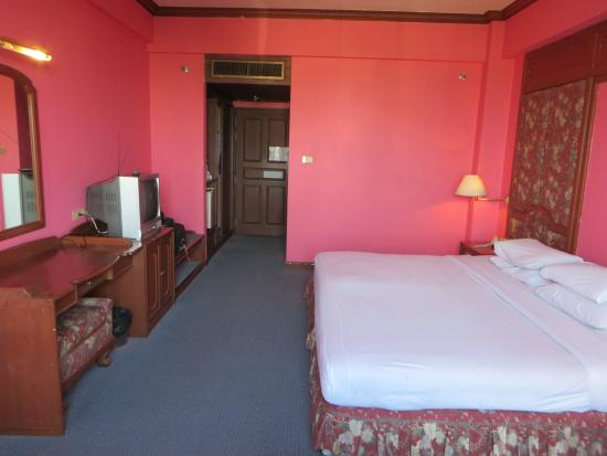 Diamond Riverside Hotel : 客室