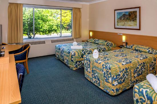 Comfort Inn Redleaf Resort: 2 bedroom apartment (2nd room has 3 singles)