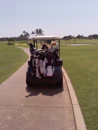卡珀雷高尔夫球场