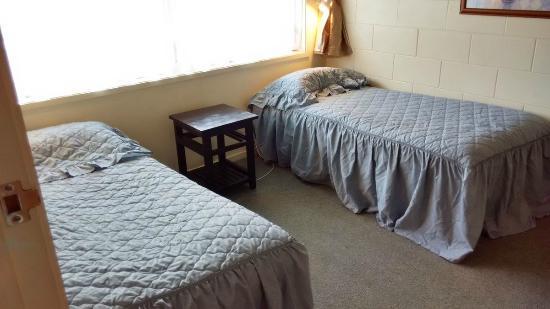 Katikati Motel: Habitación 2 camas