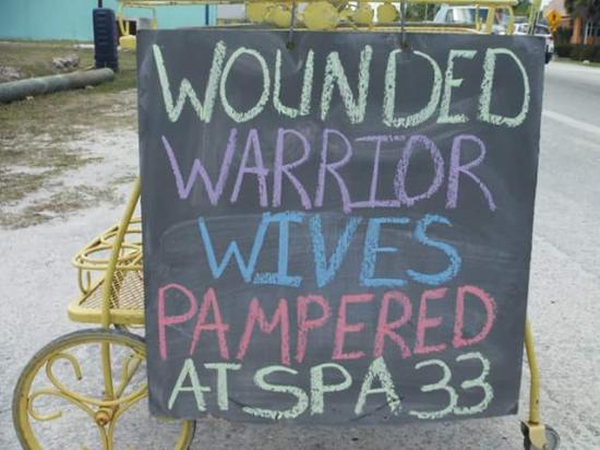 Spa 33: Wounded Warrior Anglers of America Inc.Founded in 2010 by David Souders (a Wounded Warrior) and