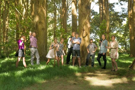 Taupiri, Nya Zeeland: Golden Wedding