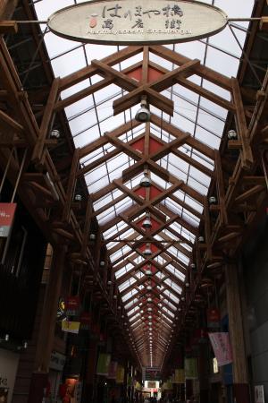 Harimayabashi Shopping Street
