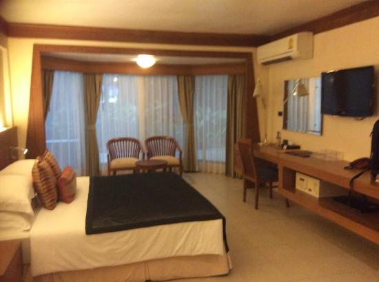 Safari Beach Hotel: Room 119
