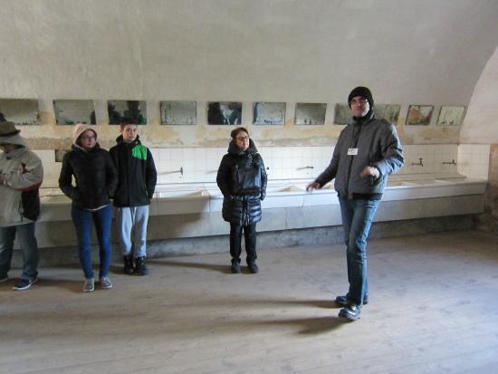 Mala Pevnost (Small Fortress) : con la guida