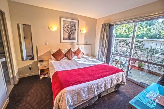 162 Kings of Riccarton Motel: Luxury Studio
