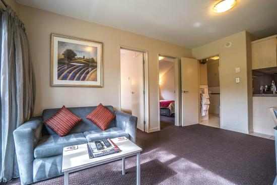 162 Kings of Riccarton Motel: Two Bedroom apartment