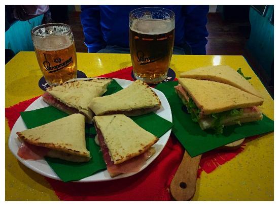 Birrolandia : Birra e stuzzichini!