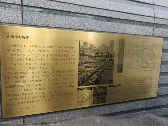 Minami Machibugyosho Site
