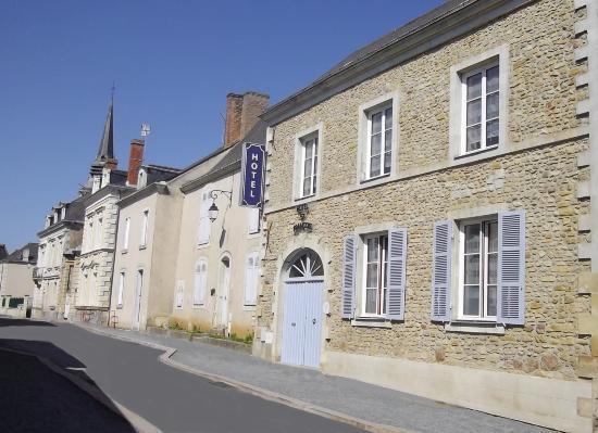 Precigne, Γαλλία: Facade