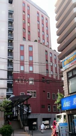 Hotel Mets Kokubunji : 外観