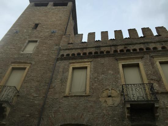 Fondazione Bano - Palazzo Zabarella: The front