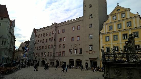 Hotel Goldenes Kreuz Regensburg Bewertung